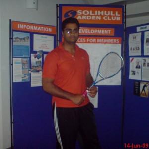 Asghar A., New York, NY Squash Coach