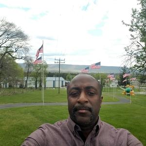 Lionel Leach, Newark, NJ Track & Field Coach