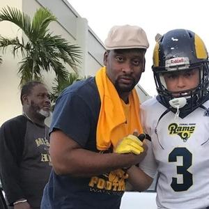 Andrae B., Miami, FL Football Coach