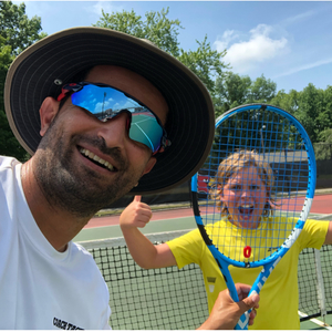 Alireza T., Albuquerque, NM Tennis Coach