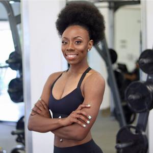 Jaivairia Bacote, Houston, TX Fitness Coach