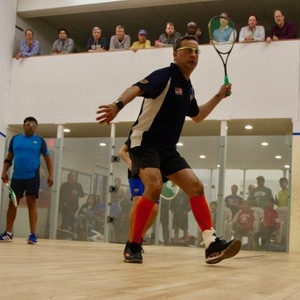 Cliff W., Wellesley, MA Squash Coach