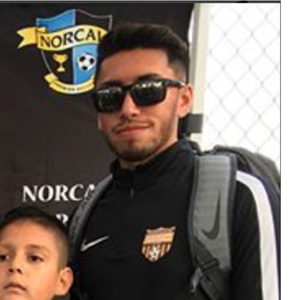 David J., Woodland, CA Soccer Coach