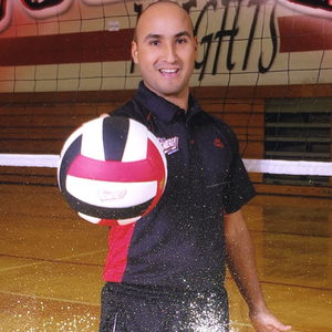 Gabe Figueroa, Killeen, TX Volleyball Coach