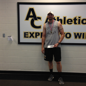 Andrew P., Indianapolis, IN Track & Field Coach
