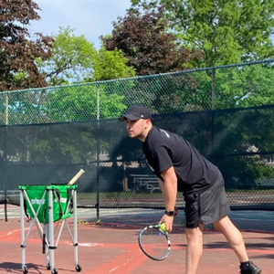 Brian Dedes, New York, NY Tennis Coach