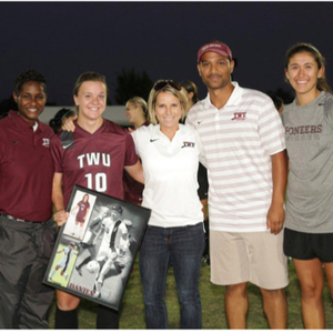 Candice Davies, Fort Worth, TX Soccer Coach