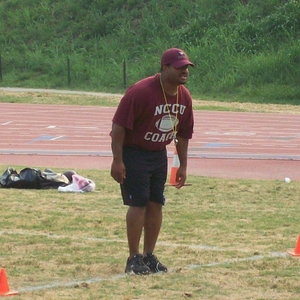 Derrick Arnold, Raleigh, NC Football Coach