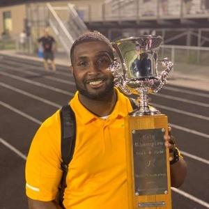 O'Brian B., Lexington, KY Track & Field Coach