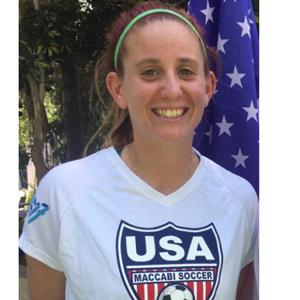 Arielle Schneider, Clifton, VA Soccer Coach