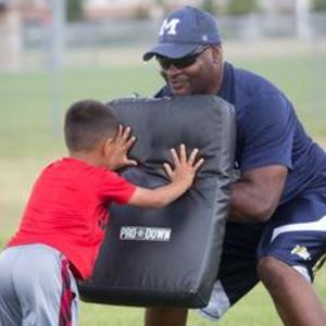 Desmond M., Cypress, TX Football Coach