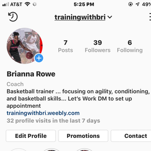 Brianna R., Beverly Hills, MI Basketball Coach