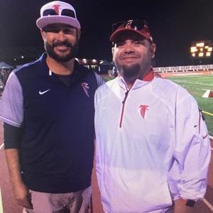 Stephen Matos, Santa Clara, CA Football Coach