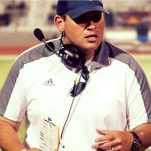 Tony M., Oklahoma City, OK Football Coach