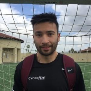 Jordan C., Riverside, CA Soccer Coach