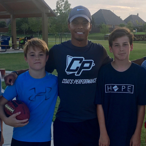 Kendrique C., Normal, IL Speed & Agility Coach