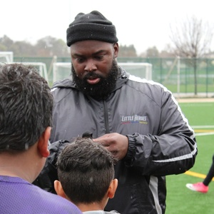 Uzoma A., San Jose, CA Football Coach