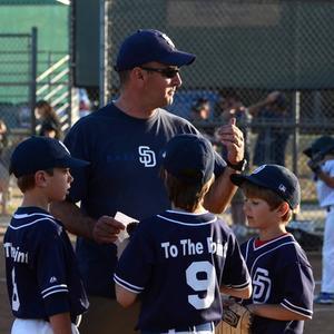 Steve B., San Diego, CA Baseball Coach