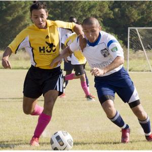 Nolverto R., Houston, TX Soccer Coach