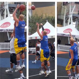 Darrell P., Ventura, CA Basketball Coach