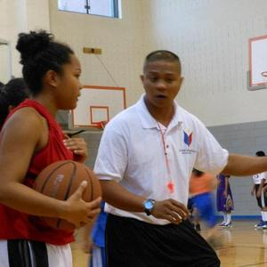 Ricky Magallanes, Fairfax, VA Basketball Coach