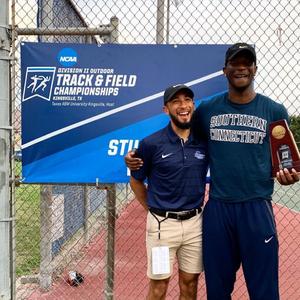 Joseph Caraciolo, Hamden, CT Track & Field Coach