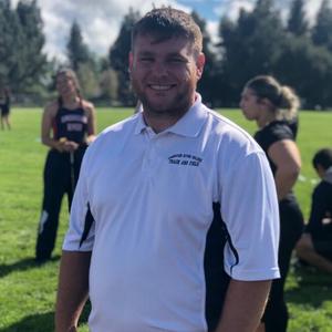 Alex Knudsen, Sacramento, CA Track & Field Coach