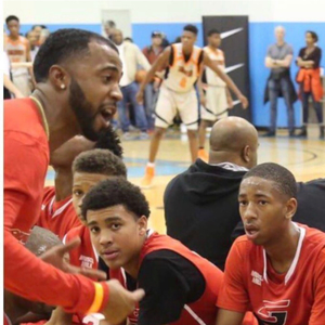 Donte Bowie, Inglewood, CA Basketball Coach
