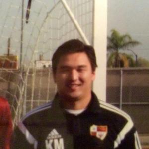 Kyle M., Arcadia, CA Soccer Coach