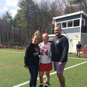 Jackie L., Henniker, NH Lacrosse Coach