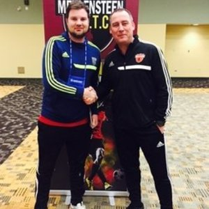 Lee Barnes, Cranberry Township, PA Soccer Coach