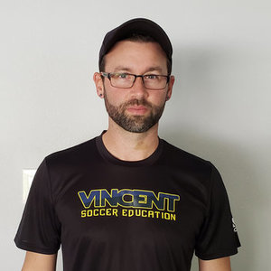 Craig Vincent, Spring, TX Soccer Coach