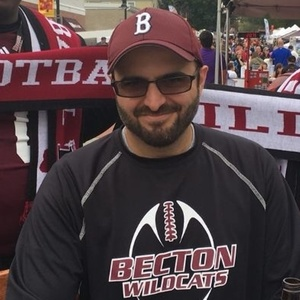 Vincent Massimo, Wood Ridge, NJ Football Coach