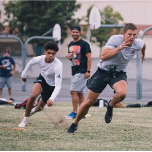 Grayson Mazzone, San Diego, CA Football Coach