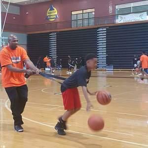 Marvin R., Basketball Coach