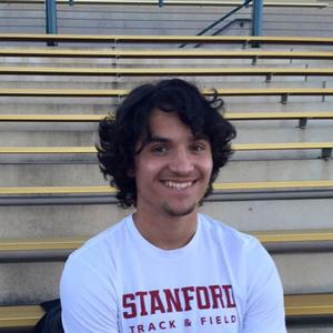 Dylan D., Santa Clara, CA Track & Field Coach