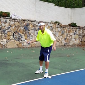 Mark Michel, Falls Church, VA Tennis Coach