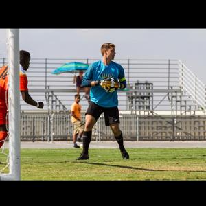 Adam Allmaras, San Diego, CA Soccer Coach