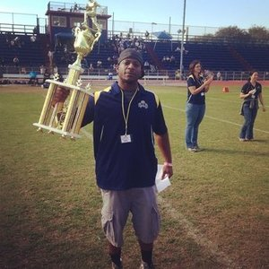 Jarryd D., Gardena, CA Football Coach