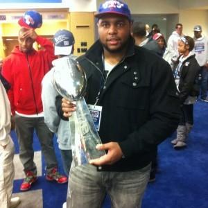Martin P., Richmond, VA Football Coach