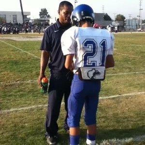 Jhad Jones, Moorpark, CA Football Coach