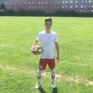 Eryk R., Garwood, NJ Soccer Coach