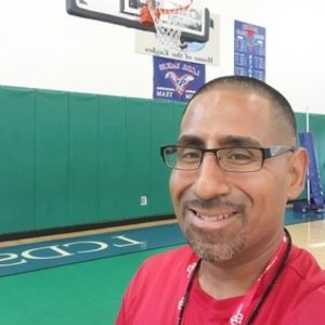 Eddy Anaya, Sterling, VA Basketball Coach