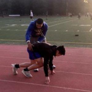 Andre McBride, San Leandro, CA Track & Field Coach