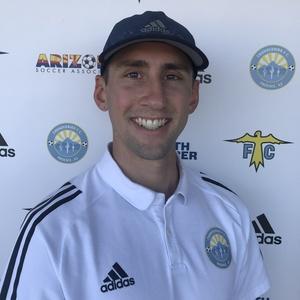 Colin Z., Phoenix, AZ Soccer Coach