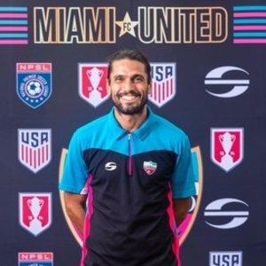 Franco Florio, Miami Beach, FL Soccer Coach
