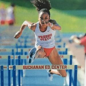 Kyra Johnson, Santa Rosa, CA Track & Field Coach