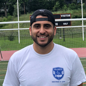 David Mendez, Boston, MA Soccer Coach