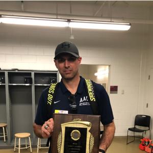 Chris Lombardi, Severna Park, MD Lacrosse Coach