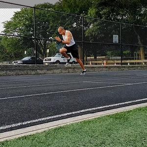 Damien Johnson, Ho Ho Kus, NJ Track & Field Coach